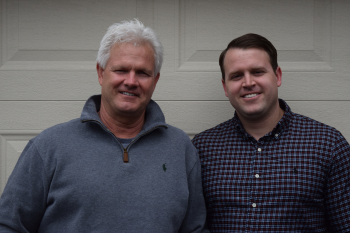 Kelly Roofing Team - Nicholas and Mark Kelly